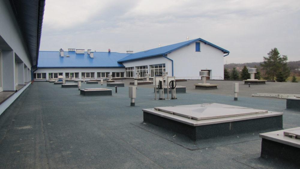Rozbudowano SUW Łukanowice o drugi osadnik pokoagulacyjny